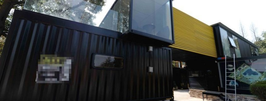 combined container house10